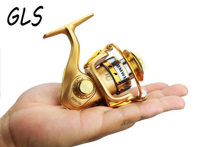Mini iplik balıkçılık reel 13BB 5.5: 1 ultra hafif yüksek - Balık Tutma - Fotoğraf 6