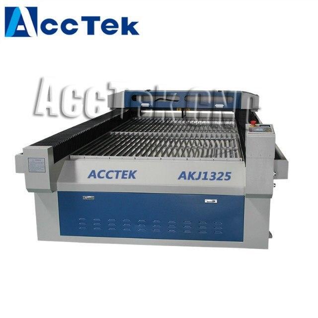 Machine de découpe et de gravure laser co2 90w CNC AKJ1325 pour le refroidissement à l'eau en bois non métallique