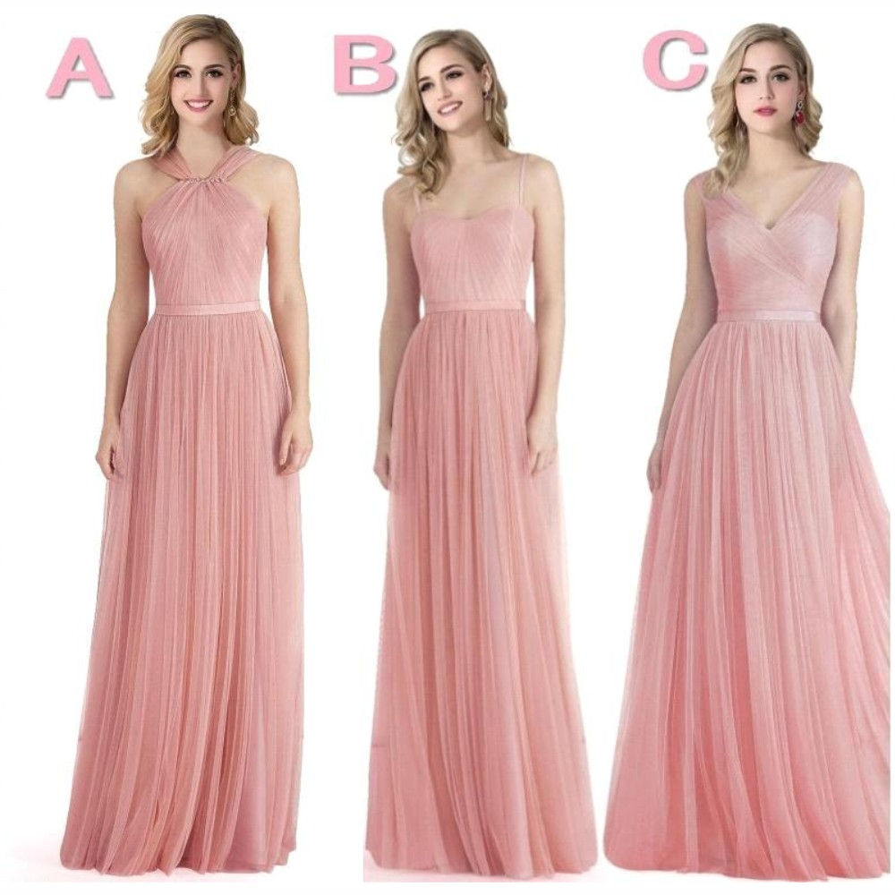 Online get cheap fast delivery bridesmaid dresses aliexpress various styles strapless waist band fold back zipper bow organza bridesmaid dresses fast deliverychina ombrellifo Image collections