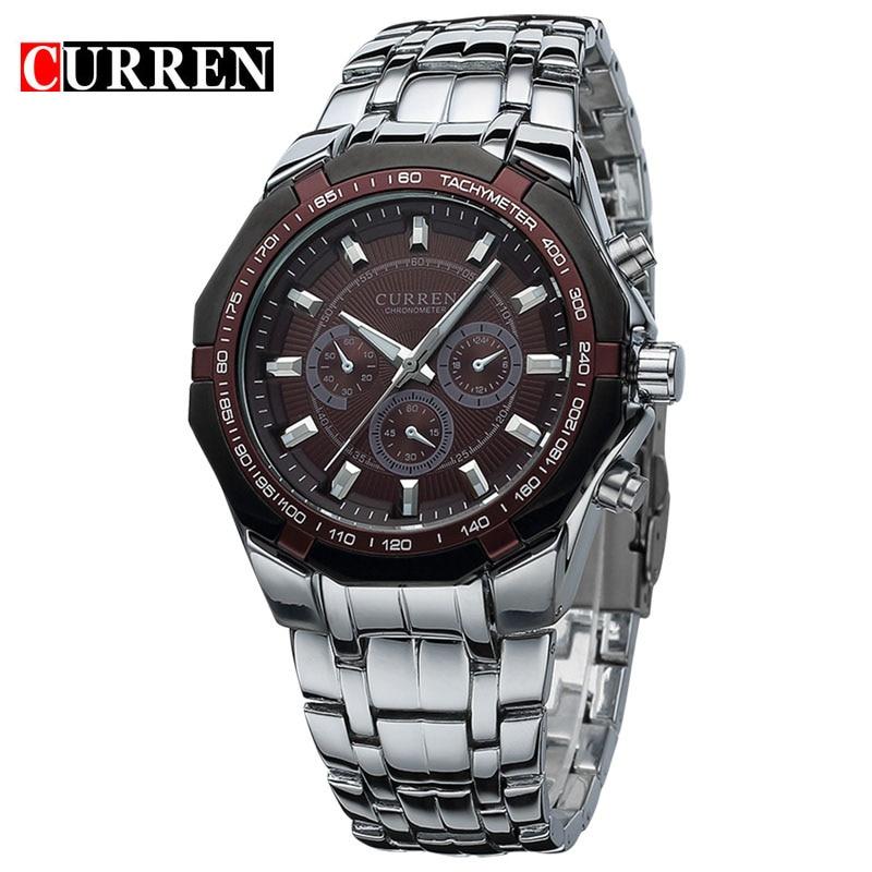 HTB1CxlMcvNNTKJjSspcq6z4KVXaa - Для мужчин Бизнес часы Curren Для мужчин S Часы лучший бренд класса люкс Военное Дело Полный Нержавеющая сталь кварцевые наручные часы Relogio Masculino