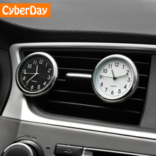 Car Ornament Automobiles Interior Decoration Clock Auto Watch Automoti