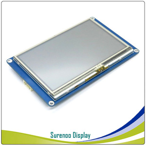 """Image 4 - 4.3"""" NX4827T043 Nextion Basic HMI Smart USART UART Serial Resistive Touch TFT LCD Module Display Panel for Arduino RaspBerry Pi"""