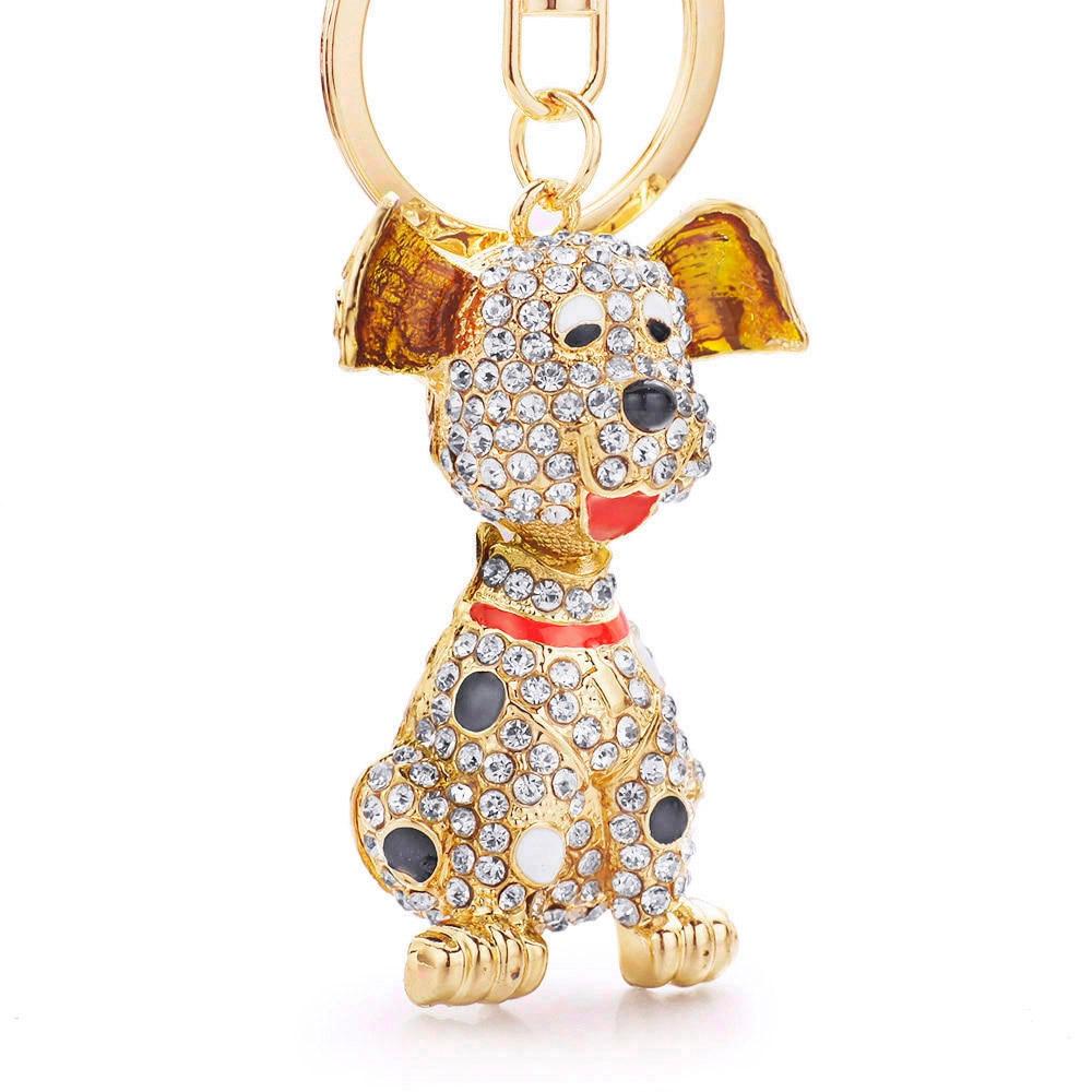 Dalaful dalmatinski pas kristal ručni privezak privjesak privjesak - Modni nakit - Foto 3