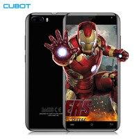CUBOT Magia MTK6737 13MP Cámaras Duales 4G Smartphone Android 7.0 IPS Screen Quad Core 1.3 GHz 3 GB + 16 GB 2600 mAh 5.0
