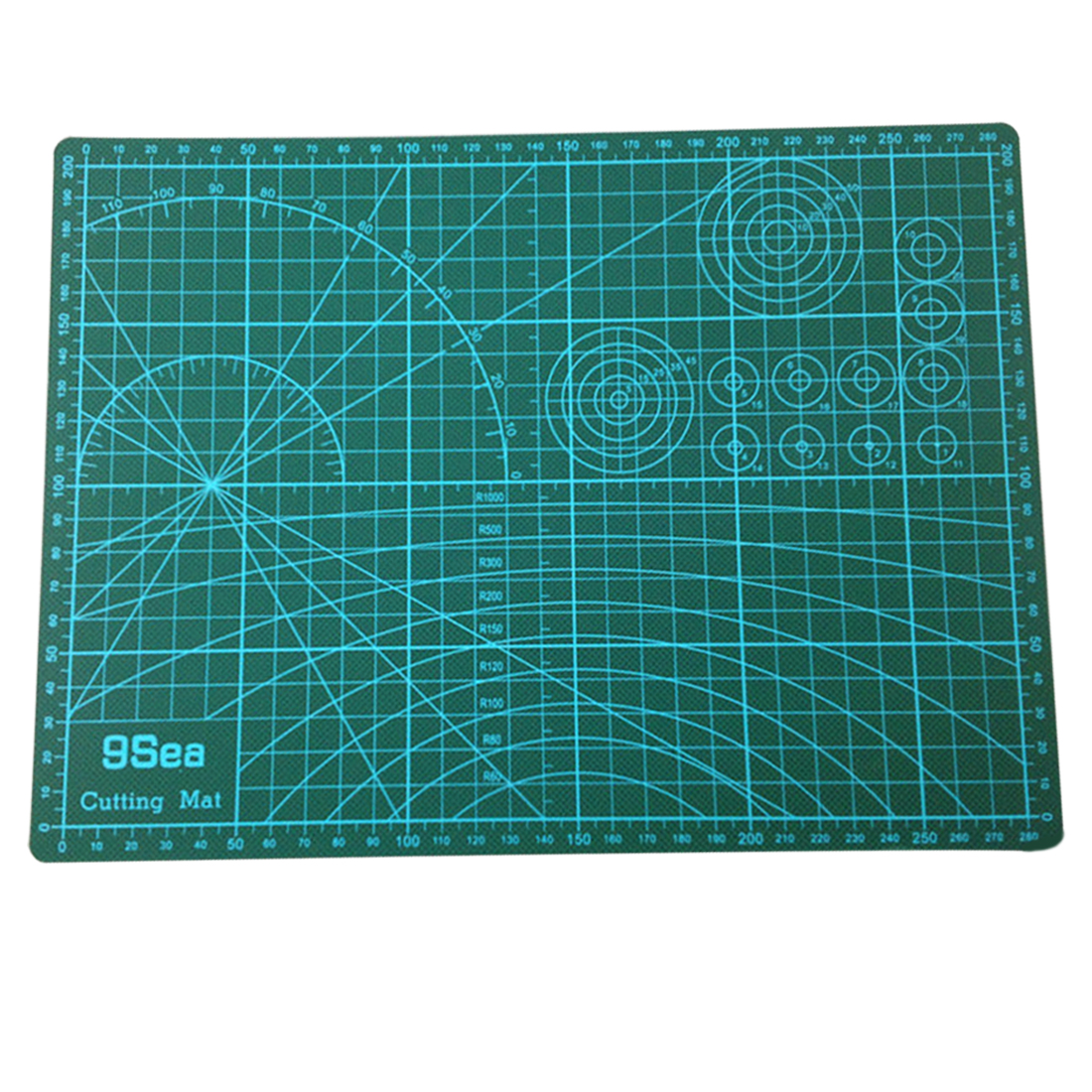 Wholesale A3 Or A2 Pvc Rectangle Grid Lines Self Healing Cutting Mat Tool Fabric Leather Paper Craft DIY Tools