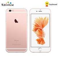 "Apple iPhone 6s iOS double Core 2GB RAM 16GB 64GB 128GB ROM 4.7 ""12.0MP caméra 4G LTE téléphone portable"