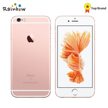 Original Apple iPhone 6s iOS Dual Core 2GB RAM 16GB 64GB 128GB ROM 4.7″ 12.0MP Camera 4G LTE Mobile Phone
