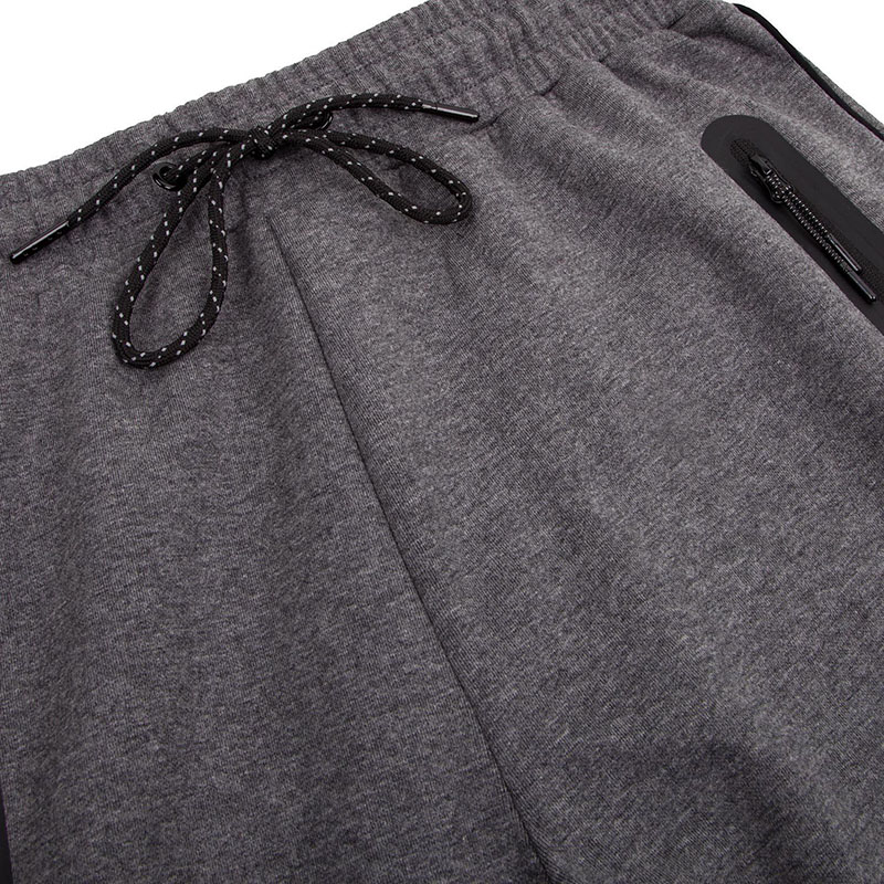 Mens Joggers Casual Pants Fitness Men Sportswear Tracksuit Bottoms Skinny Sweatpants Trousers Black gray Gyms Jogger Track Pants in Sweatpants from Men 39 s Clothing