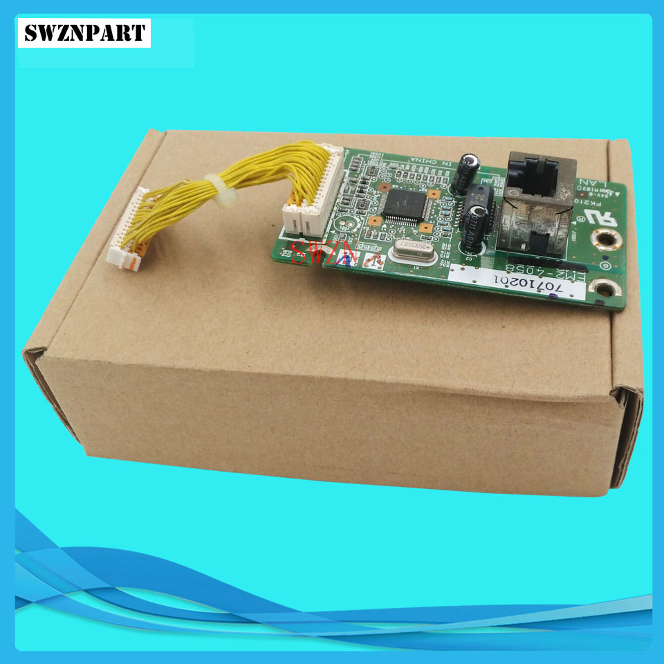 Ethernet Internal Print Server Network Card for Canon iR2016 iR2020 iR 2016 2020 2020J 2020S 2016J