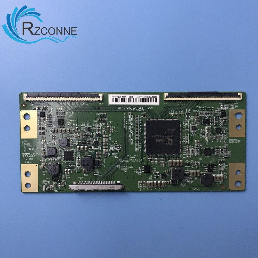 Logic Board Card Supply For JVC LT-49HW97U HV490QUB-N8A T-con Board CN49DC720 49G5U 49D2U3000