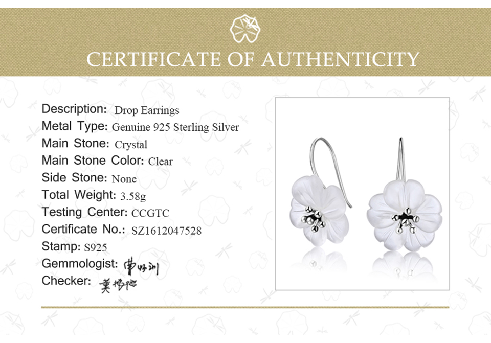 HTB1CxokzGmWBuNjy1Xaq6xCbXXa9 - Lotus Fun Real 925 Sterling Silver Earrings Handmade Designer Fine Jewelry Flower in the Rain Fashion Dangle Earrings for Women