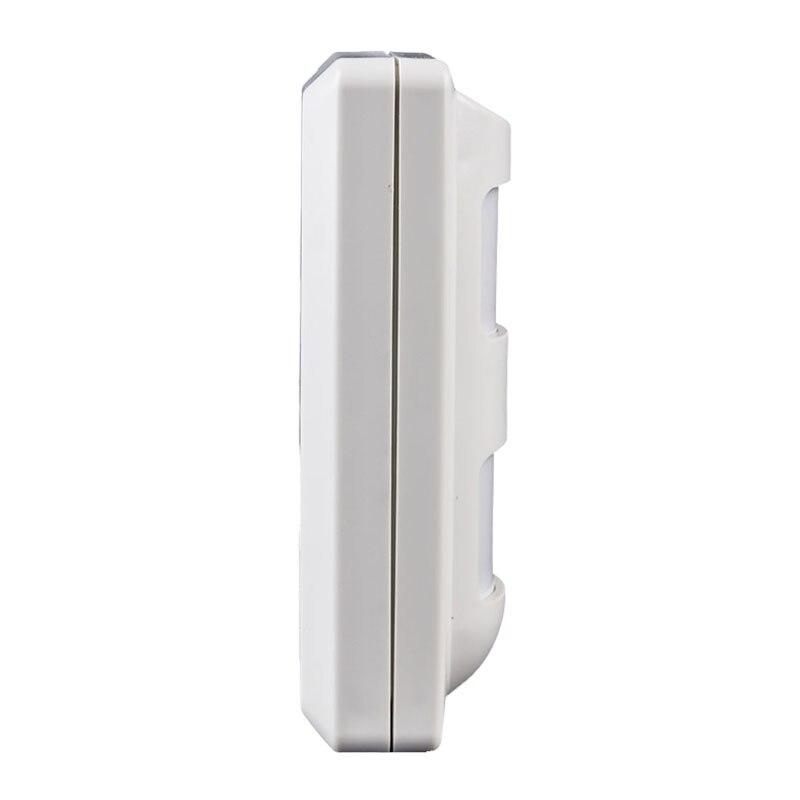 Image 4 - 2 szt. Przewodowy 2PIR + mikrofalowy zewnętrzny anty maskowy anty emi czujnik ruchu PIR na przewodowe systemy alarmowe, przyjaciel zwierząt/kurtyna/szeroki kątsensor sensorsensor for alarmsensor outdoor -