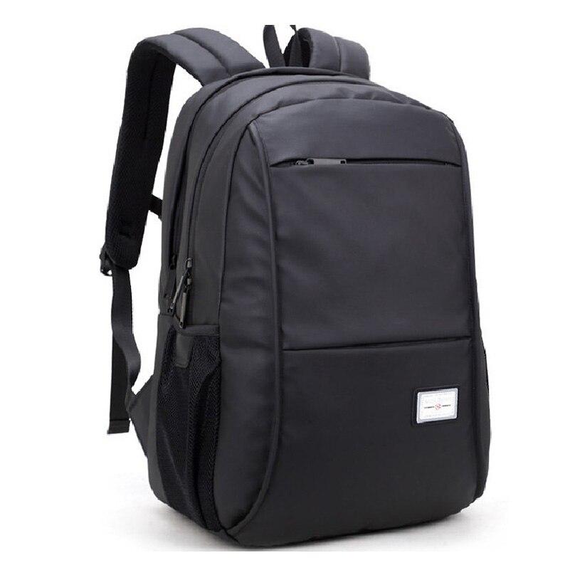 Cartable homme Version coréenne sac à dos Rechargeable Oxford ordinateur portable USB sac à bandoulière