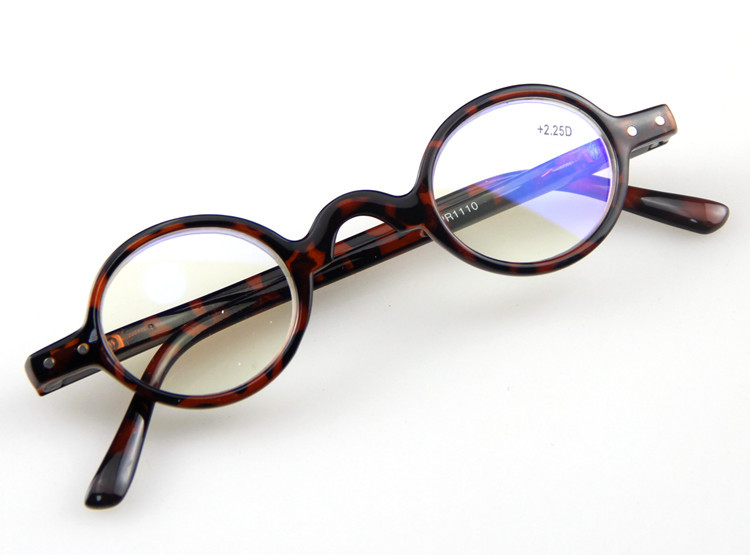 FREE SHIPPING Retro Style Small Round Reading Glasses Single Vision ...
