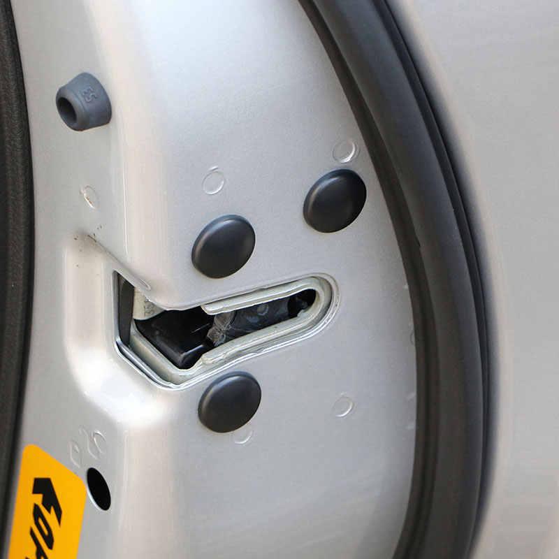 Cửa xe Khóa Vít Protector Bìa cho Hyundai Tucson Elantra Creta IX25 IX35 Sonata Verna Solaris Santa Fe I30 Giọng Azera