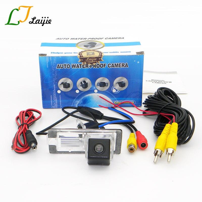 Laijie auto achteruitrijcamera voor Renault Clio 3 4 III IV / Lutecia - Auto-elektronica - Foto 3