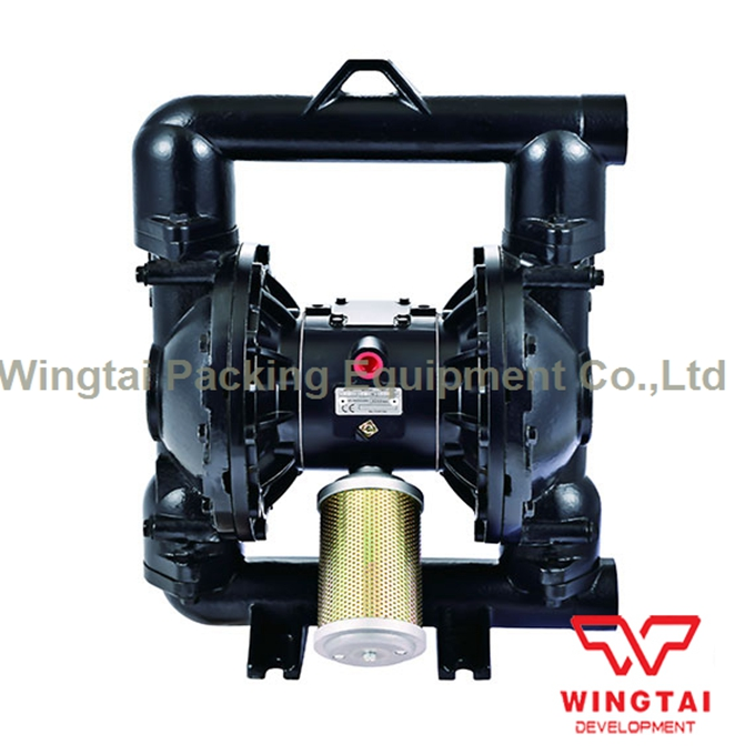 1.5'' Ductile Iron Slurry Pump Mud Pump Air Double Diaphragm Pump Replace ARO pump aro ingersoll rand pneumatic diaphragm pump 1 1 2 metal pump housing 666170 3eb c