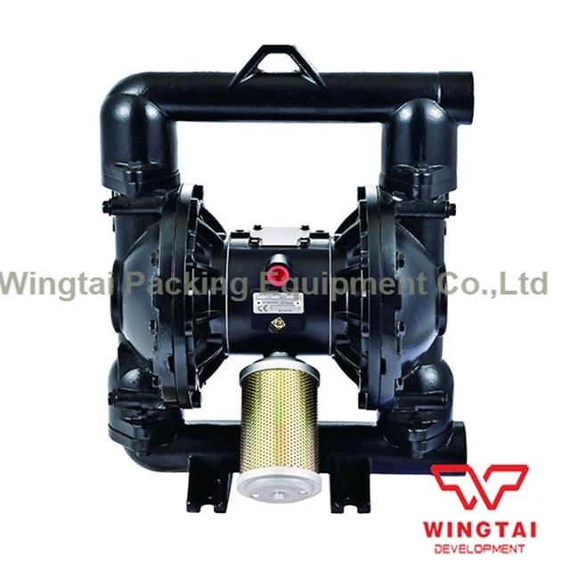 1.5'' Ductile Iron Slurry Pump Mud Pump Air Double Diaphragm Pump Replace ARO pump
