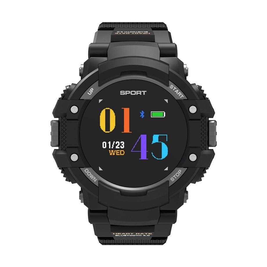 Sport Outdoor Smart Watch Men GPS Wearable Devices Activity Tracker Bracelet Waterproof Smart Watches for Man Functional Clock
