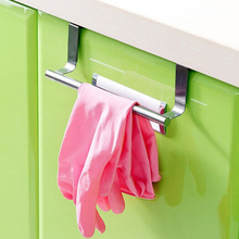 Storage Door Towel Rack