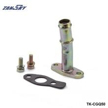 Turbo Oil Drain Return Pipe Kit Set For Mit TD02 TF035 TD04