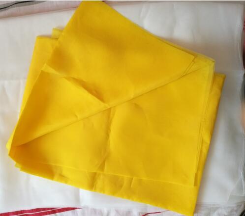 TOP Quality 1 meter yellow polyester silk screen printing mesh 115cm width/127cm width 3 meters promotion and discount 80t 200m polyester silk screen printing mesh 80t 127cm width