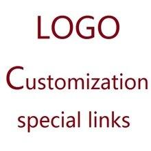 Логотип на заказ, специальные ссылки