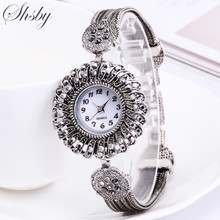 Shsby women Jewelry Watches Casual Quartz Bracelet