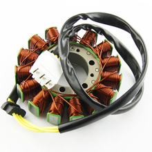 Motorcycle Ignition Magneto Stator Coil for Kawasaki ZX1400 Ninja ZX-14R ABS 21003-0055 Magneto Engine Stator Generator Coil motorcycle ignition magneto stator coil for kawasaki ex250 ninja 250r 2008 2012 magneto engine stator generator coil accessories