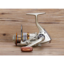 2017 New  Fishing coil Wooden handshake 12+ 1BB Spinning Fishing Reel Professional Metal Left/Right Hand  Fishing Reel Wheels