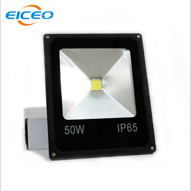 CLEARANCE 50W 3300K IP65 LED Security Floodlight Outdoor Garden Flood Light Warm