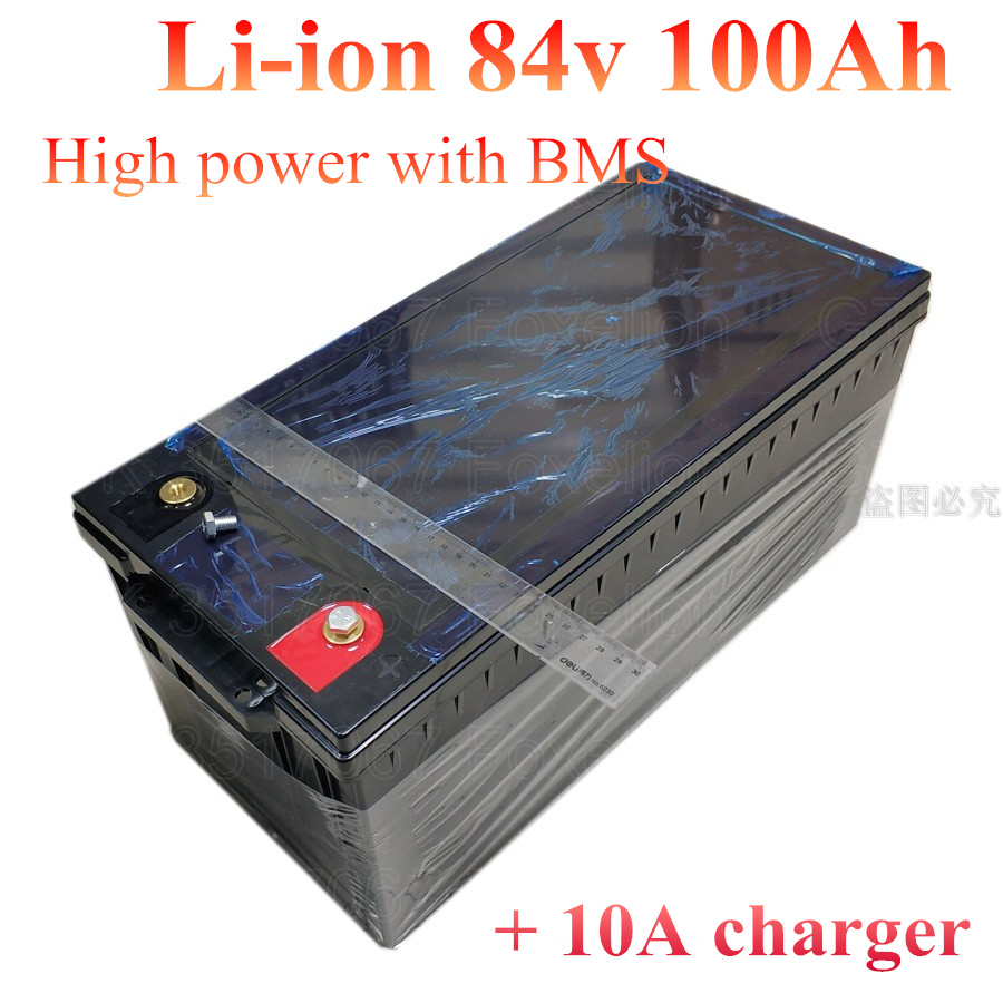 Consumer Electronics Realistic Drawbar Case 60v 50ah Li-ion Battery Pack Waterproof For Rv Ev 5kw Motor Mobile Power Storage Energy Bike Portable 10a Charger