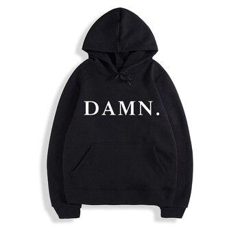 Kendrick Lamar Sialan Klasik Hip Hop Rap California Dr Dre Hoody Kaus Pria Wanita Bulu Hoodie Jumper Pullover Olahraga
