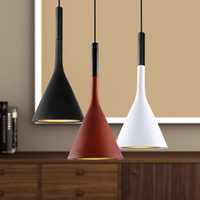 designers simple pendant lights creative restaurant bar table small fresh LED bedside decorated pendant lamp ZA FG387