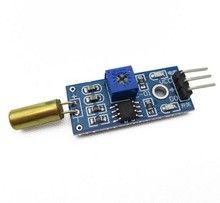10PCS/LOT Tilt Sensor Module Switch Microcontroller Electronic Building Blocks for arduino robot