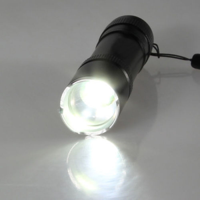 Portable Mini Flashlight Zoomable Q5 Led Torch Hand Lamp Waterproof 18650 Linterna Led Camping Light Outdoor 5 Mode Penlight