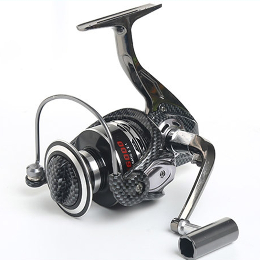 High-end vissen para reel