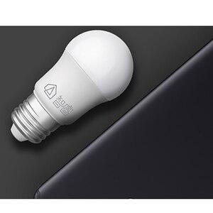 Image 4 - Youpin ZHIRUI 5WหลอดไฟE27 6500K 500lumสีขาวหลอดไฟLEDสำหรับชุดโคมไฟหลอดไฟ