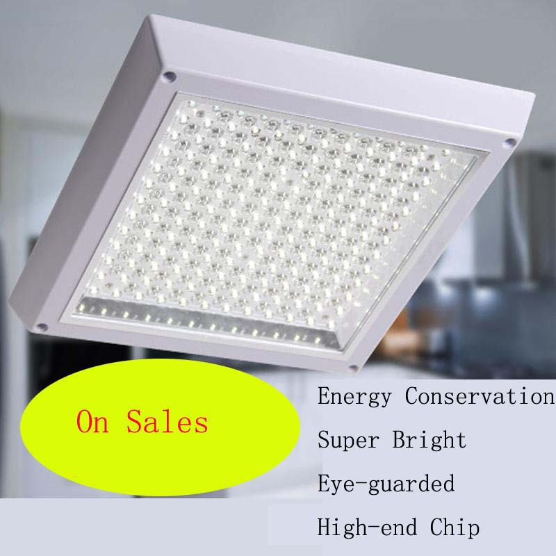 7W LED Kitchen Light Square Open Installation 7 Watt LED