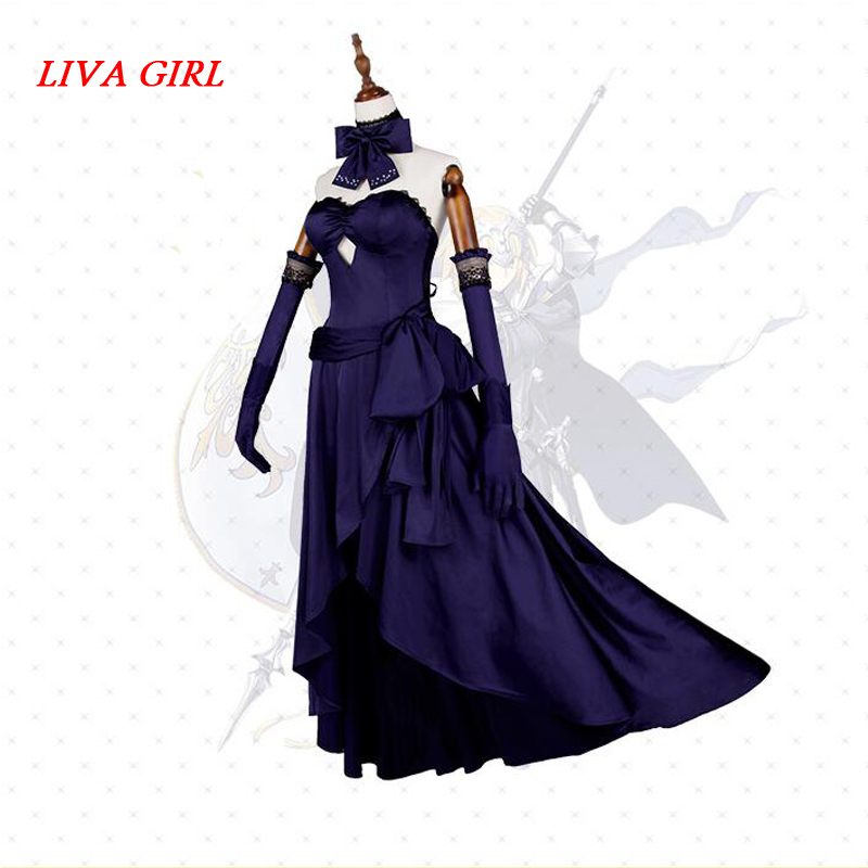 New Japanese Game Fate Grand Order Jalter Cosplay Costume Fate Apocrypha Jeanne d'Arc Avenger and Ruler Cosplay Costumes