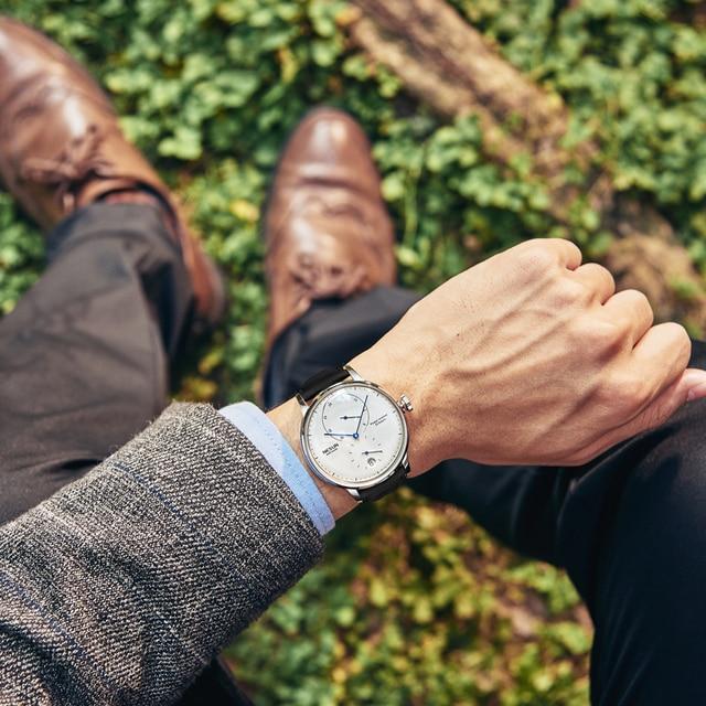 NESUN Brand Watch Men Automatic Mechanical 3