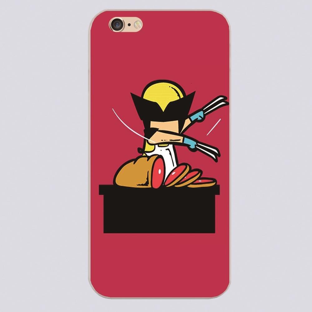 Wolverine Butcher iphone case