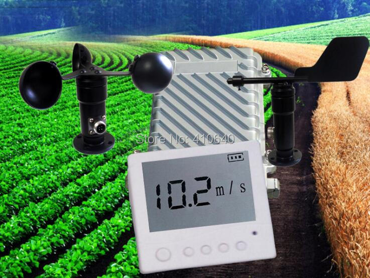 Wind Speed/Wind Direction Logger Anemometer Tracker