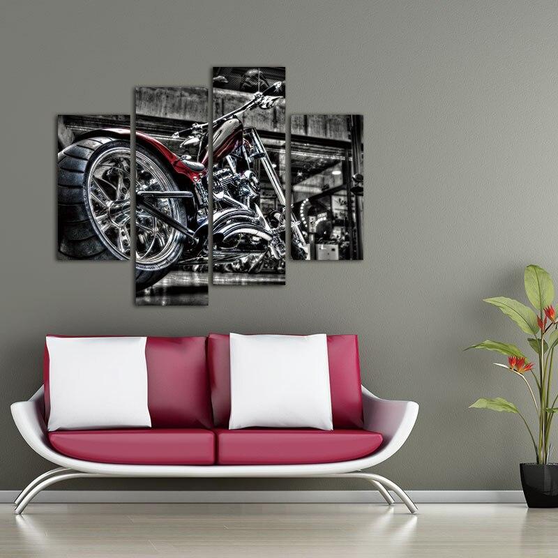 Tableau décoration Moto 1
