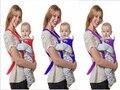 Новорожденный ребенок рюкзак слинг Младенческой Детские Комфорт Рюкзаки кенгуру ребенок Слинг Wrap сумка chicco canguru Кенгуру