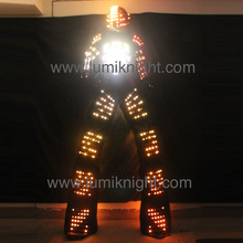 Hi-Tech Digital LED Robot Suit / LED clothing / LED Robot costumes