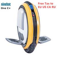 Original Ninebot One C+ Single Wheel Self Balancing Scooter Smart Electric Scooter Monowheel Wheelbarrow Hoverboard Skateboard