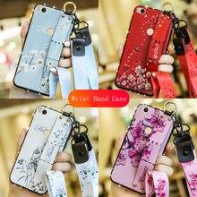For Xiaomi mi 8 lite Case Holder Case redmi note 6 Pro 5 Plus 6A S2 5A Prime Poc