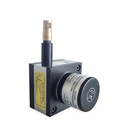 Pour WFS-1000-P15-R5 potentiomètre 0-1000mm 5 kohm/DC5V, 0-5 V métal complet 1 mètre de mesure capteur de déplacement de corde de traction