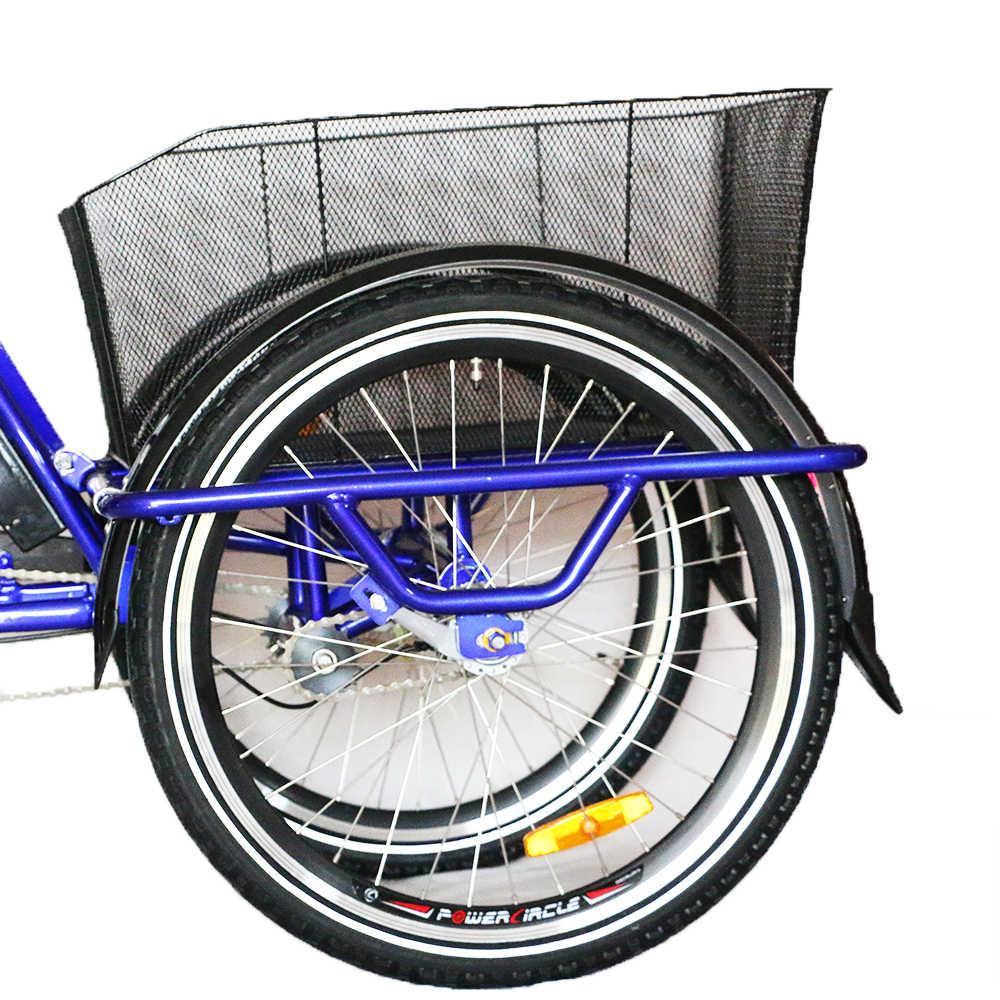 電動自転車用 3 輪電動三輪車アルミ製合金 1 シート 36 V 電源リチウム電池による ce